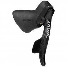 NEW 2012 SRAM Rival Carbon Double Tap Shifters Levers w/cables