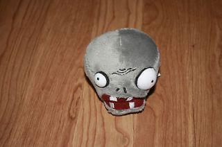 Plant vs versus zombie (zombie plush head) Pax Prime 2012