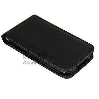 ipod touch leather case in Cases, Covers & Skins