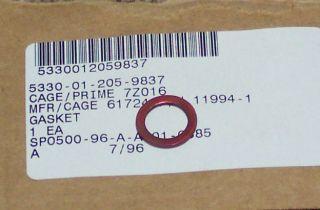 11994 Fuel Line Gasket Seal Volvo Penta Diesel Factory New