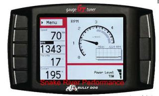 BULLY DOG GT GAS TUNER 2011 2012 FORD F150 F 150 3.5L ECOBOOST TRIPLE