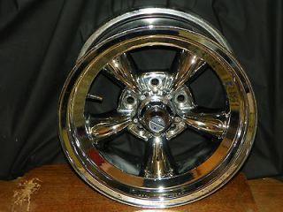 15 x 7 american racing tork thrust chrome wheel chevy s10 nova