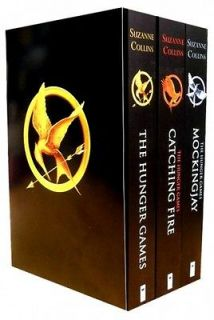 Classical Hunger games Catching Fire Mockingjay Books Collection Set
