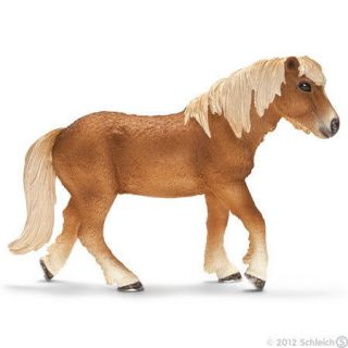 Schleich #13708 Icelandic Pony Mare, Toy Model Horse