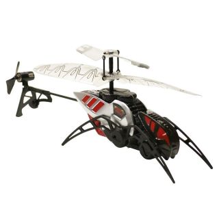Air Hogs R/C Havoc Helicopter Stinger   Silver **New/Ships Worldwide**
