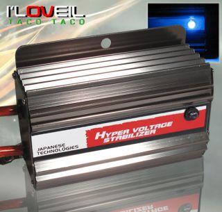 VOLTAGE STABILIZER ECU 4G64 420A 4G63 (Fits 2003 Honda Civic Hybrid