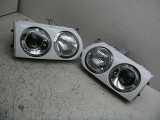 JDM TOYOTA STARLET TURBO EP82 PROJECTOR HEADLIGHTS OEM