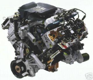 2001 2005 GM Duramax 6.6 L Turbo Diesel engine LB7 LLY