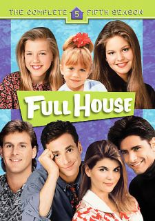 Full House   The Complete Fifth Season (DVD, 2006, 4 Disc Set)