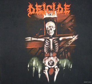 death metal long sleeve shirts in Mens Clothing