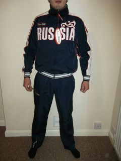 Brand new Bosco sport mens track suit