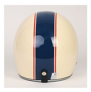 Motorcycle Vinyl 2 COLOR stripe Helmet Graphic Decal Set Stripes