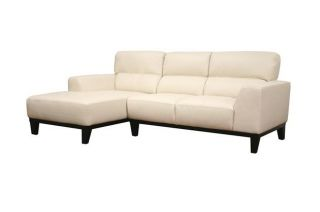 tufted leather sofa in Sofas, Loveseats & Chaises