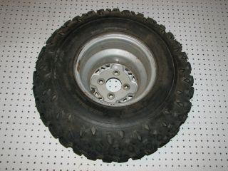 GOODYEAR WRANGLER SPORT TIRE 24X11X10 ON 10X8.5 RIM