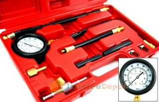 Newly listed Fuel Injection Pump Pressure Gauge Tester Tuner Gasoline