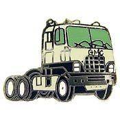 Truck GMC Cabover 1 in Collectible Lapel Pin