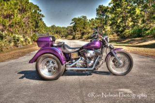 Trike Conversion Kit Harley Davidson Dyna and Softails