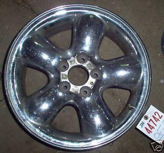 cadillac 16 chrome wheels