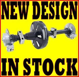AXLE CONVERSION KIT 1 1/8 70 TOOTH PULLY BELT DRIVE HARLEY CHOPPER