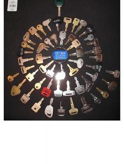 equipment keys in Parts & Parts Machines