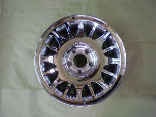 1998 2002 Lincoln Town Car 16 Chrome Wheel Hollander #3318