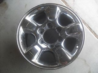 listed 16 TOYOTA TUNDRA SEQUOIA TACOMA 4RUNNER CHROME WHEEL RIM