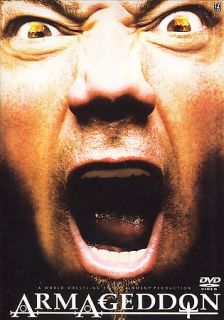 WWE   Armageddon 2005 DVD, 2006