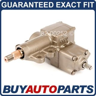 NISSAN HARDBODY & PATHFINDER 4X4 POWER STEERING GEARBOX (Fits: Nissan)