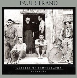 Paul Strand Aperture Masters of Photography Twelve Copy Set Includes