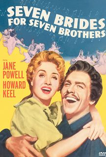 Seven Brides for Seven Brothers DVD, 2000
