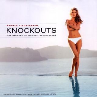 Knockouts Five Decades of Swimsuit Photography by Steven Hoffman and