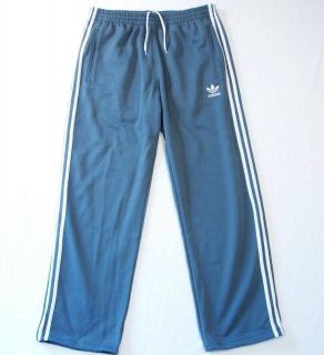 Adidas Adi Color Gray Signature Track Pants NWT