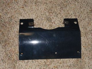 78 79 80 81 82 83 84 85 86 87 CHEVY TRUCK STEERING COLUMN LOWER COVER