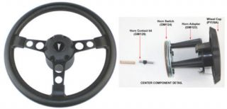 70 71 Pontiac GTO, GP Formula Steering Wheel Kit