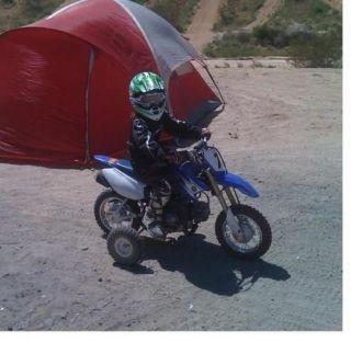 NEW Yamaha TTR50 TTR 50 Training Wheels ALL YEARS