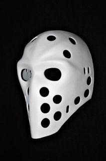 VINTAGE FIBERGLASS NHL ICE STREET HOCKEY GOALIE MASK HELMET Richard