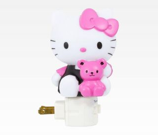 Sanrio Hello Kitty Bedroom Night Light Blossom Tea Light