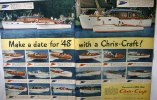 chris craft model boats in Toys & Hobbies