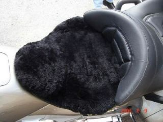 motorcycle sheepskin seat covers in Motorcycle Parts