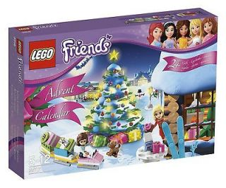 Newly listed Lego Friends 3316 Advent Calendar Limited Edition Set NEW