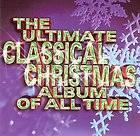 Ultimate Classical Wedding Album CD Traditional Songs Weddings NEW