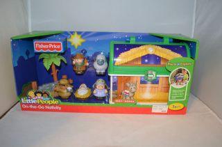 little people nativity set in Little People (1997 Now)