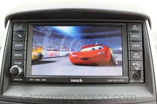 DODGE CHRYSLER JEEP CD PLAYER LOW SPEED RBZ  HARD DRIVE DVD UNIT