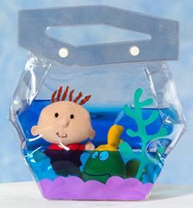 Newly listed Playhouse Disney Fish Bowl Play Set Stanley Dennis LQQK
