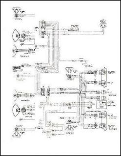1977 Chevy GMC G Van Wiring Diagram Beauville Sportvan Rally Vandura