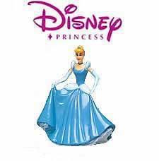 Wilton Disney PRINCESS Cinderella PARTY TOPPERS Cake
