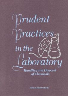 of Chemicals by National Research Council Staff 2000, Hardcover