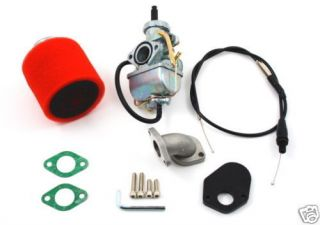 Honda Trail Bike ATF 24mm Carb Kit CRF50 XR50 CRF XR 50