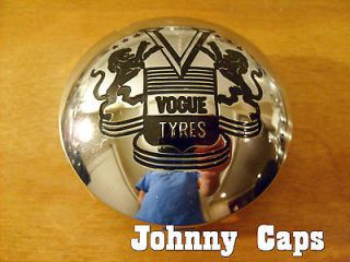 Vogue Tyres Wheels Chrome Center Caps #594K75A Custom Wheel Chrome Cap