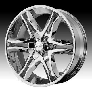 chromes wheels rims 6x5.5 6x139.7 silverado suburban gmc c2500